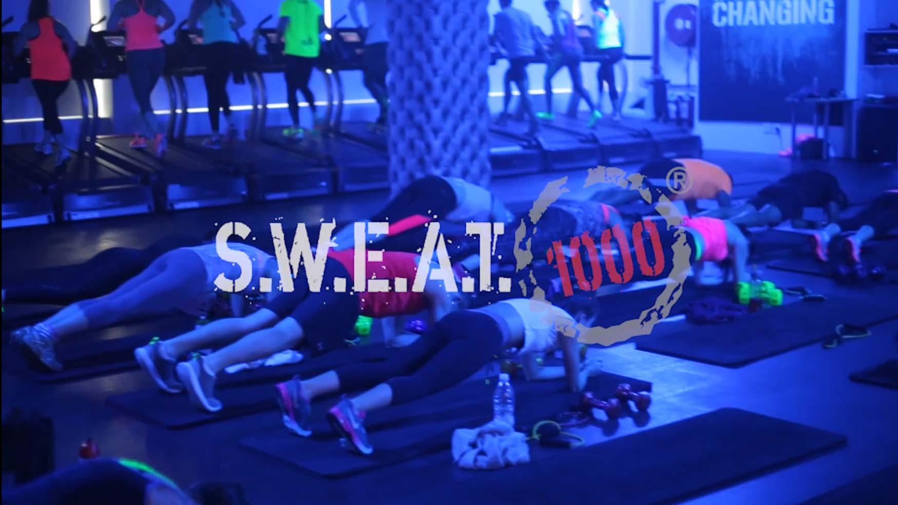 S.W.E.A.T. 1000 | Lumo Party